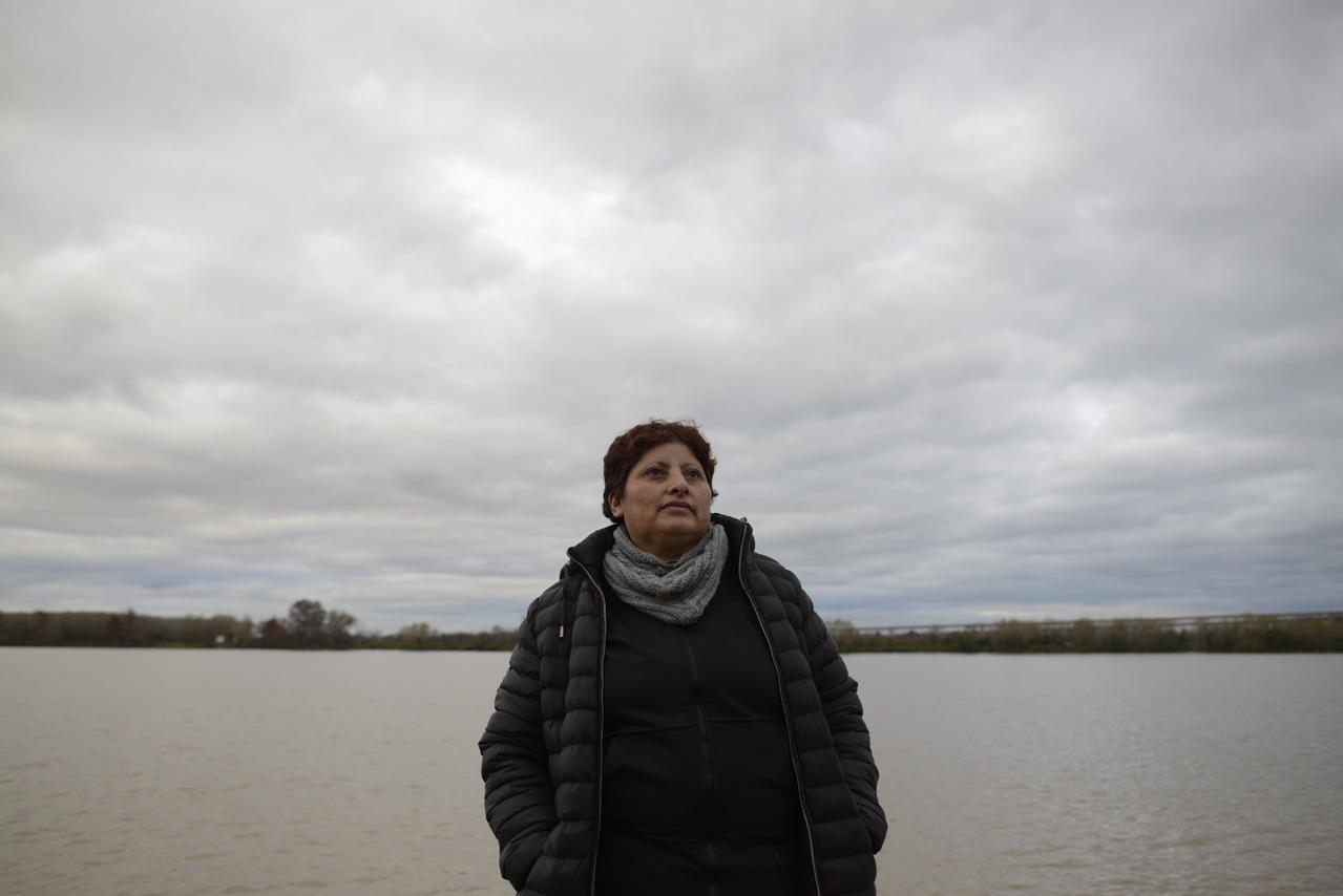 Rosalía Reyes: recuperar la vida