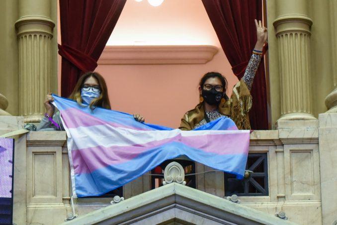 Al calabozo nunca más: media sanción para la Ley de Cupo Laboral Travesti-Trans