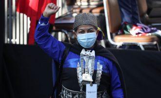 Elisa Loncón: mapuche y feminista