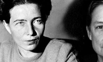 """La mala cita. Judith Butler (...) """"Simone de Beauvoir"""""""